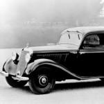 """Die """"E-Klasse"""" der 1950er-Jahre. Der """"Typ 170""""."""