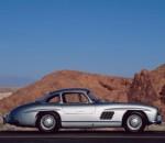 Eine Rarität: Der 300 SL in Aluminium-Leichtbau Ausführung. Nahezu unbezahlbar...
