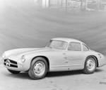 """Der """"Hobel"""" - das erste Evolutionsmodell des Ur-SL war auch als reiner Rennwagen gedacht"""