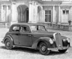 """Der """"Typ 220"""" - die """"S-Klasse"""" der 1950er Jahre"""