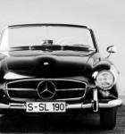 Zeitlos schön: Der 190 SL