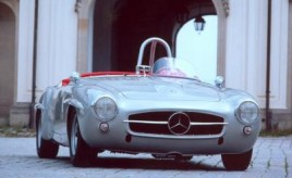 Sportversion des 190 SL
