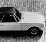 Die Pagode W 113: Ein kultivierter Sportwagen