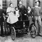 Benz Fahrzeug um 1894