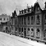 Benz in Mannheim um 1900