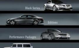 AMG wird 1999 100%ige DaimlerChrysler-Tochterfirma