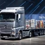 Der Actros - Der Mercedes unter den LKW's