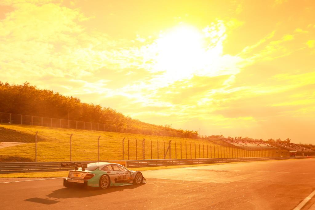 Das Rennen in Budapest war kein Lichtblick für die Mercedes-AMG Piloten