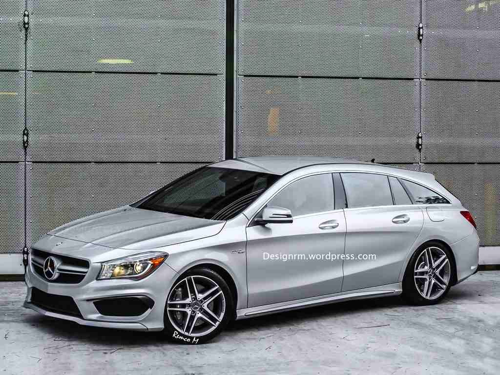 video und computergrafiken mercedes cla shooting brake mbpkw. Black Bedroom Furniture Sets. Home Design Ideas