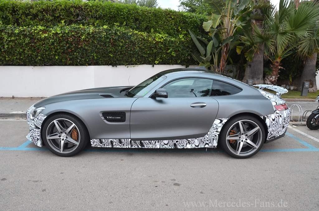 Erste fotos vom mercedes amg gt edition 1 mbpkw for Mercedes benz logo for sale