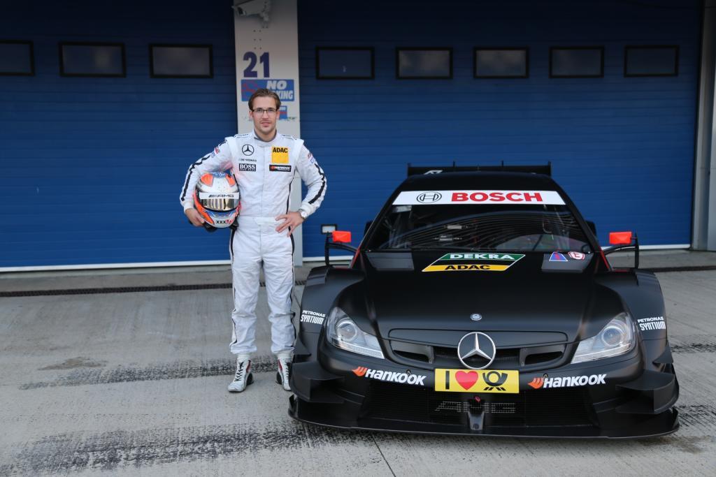 Mercedes-Benz, DTM, Maximilian Götz