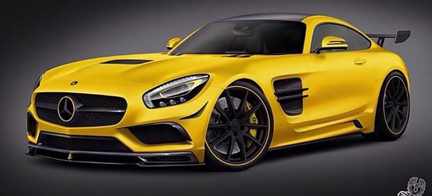 AMG GT von Tuner GSC (Bild: GSC/Enco GmbH, Mercedes-Fans.de)