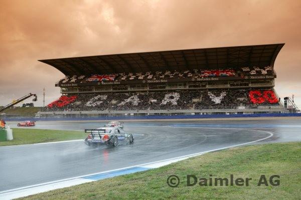 Die Mercedes-Teams für die DTM Saison 2015 stehen fest (Bild: Daimler AG)