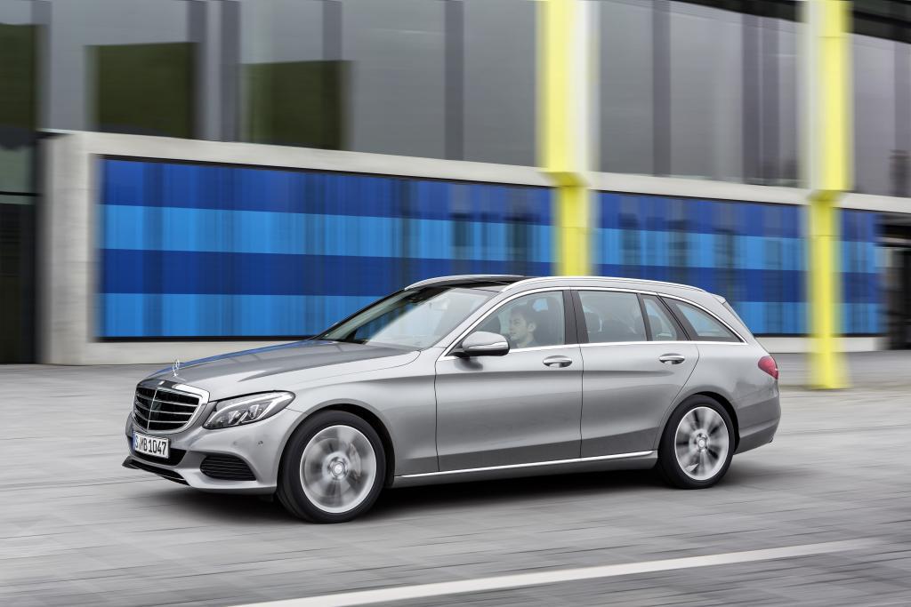 Mercedes-Benz C-Klasse T-Modell, C 350 Plug-In Hybrid (Bild: Daimler AG)