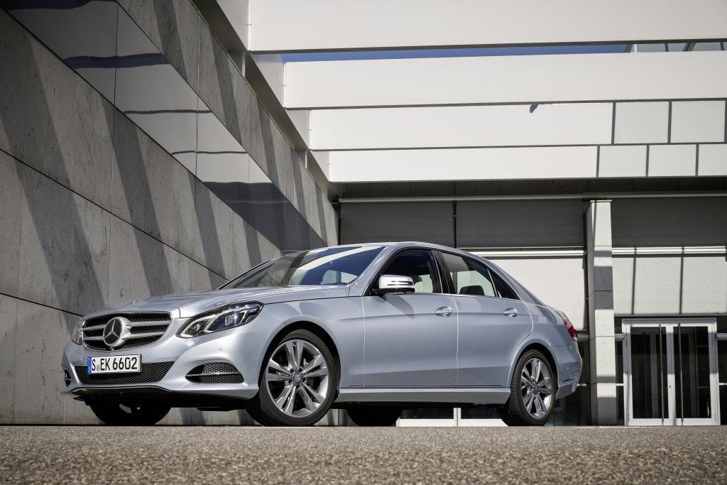 Vom Rückruf betroffen: W 212 Facelift, ohne Cabriolet und Coupé (Bild: Daimler AG)