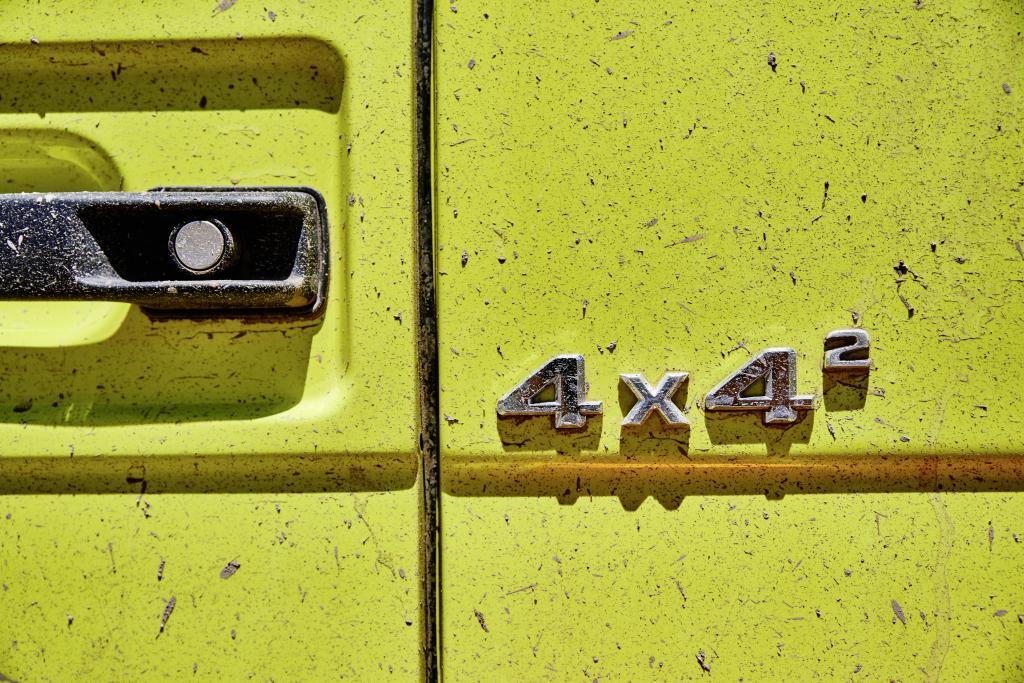 Mercedes-Benz G 500 4x4²: Seriennahes Showcar (Bild: Daimler AG)