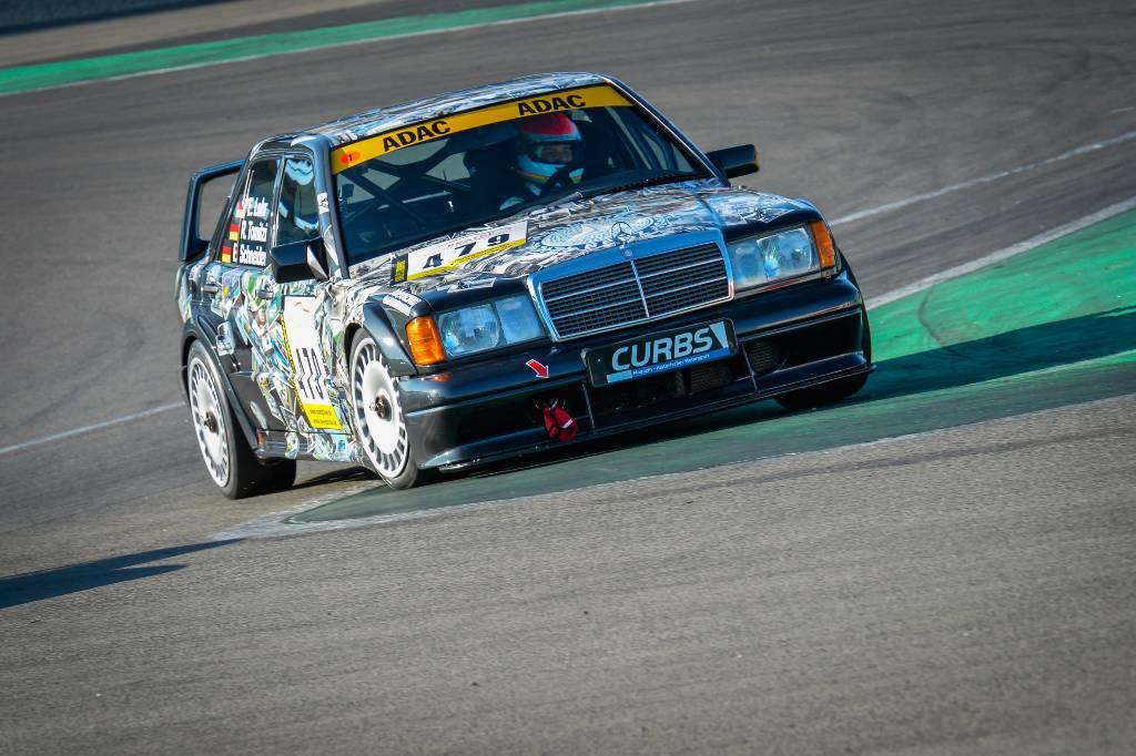Im Renneinsatz bei Klassik-Rennen: Der 190 E 2.5-16 Evolution II  (Bild: Daimler AG)