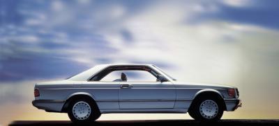 Die Linie der Heckpartie hat schon was vom Einzelstück Pininfarina (Bild: Daimler AG)