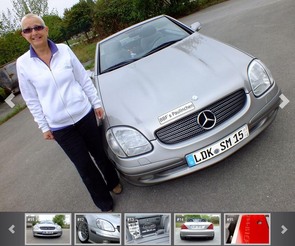 BBFs' Pauline (Bild: Mercedes-Fans.de)