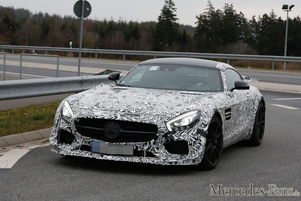 AMG GT Black Series? GT3 als Straßenversion? Oder….? (Bild: SB Medien / Mercedes-Fans.de)
