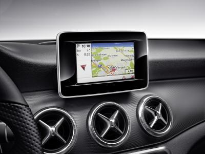 Becker® MAP PILOT (Bild: Daimler AG)