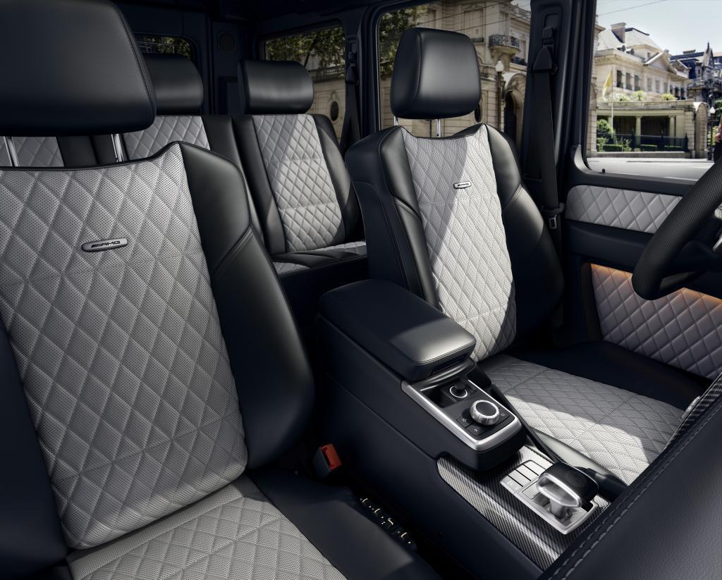 Mercedes-Benz G-Klasse: Update für eine Ikone – MBPKW