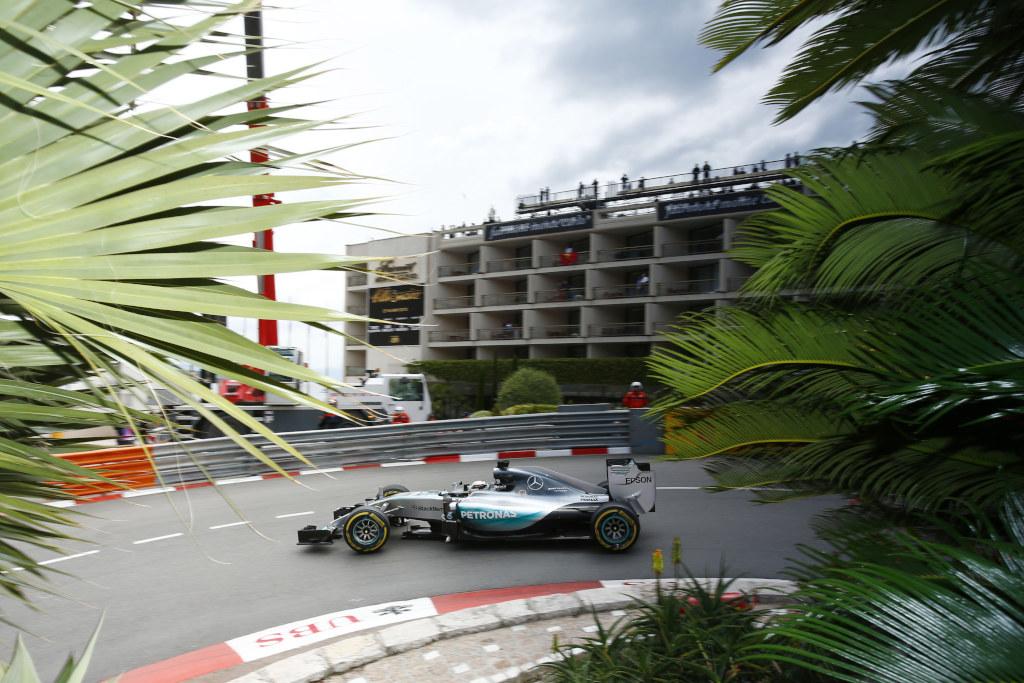 Großer Preis von Monaco 2015 (Bild: Daimler AG)