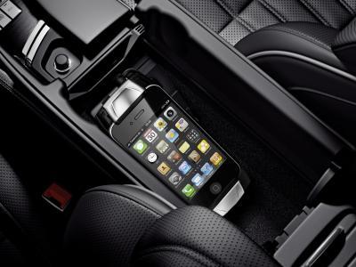 Die wertvollste Marke der Welt: Der i-Phone Konzern Apple (Bild: Daimler AG)