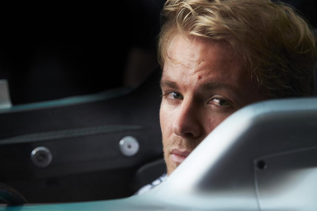 Nico Rosberg: Wohin geht die Reise? (Bild: Daimler AG)