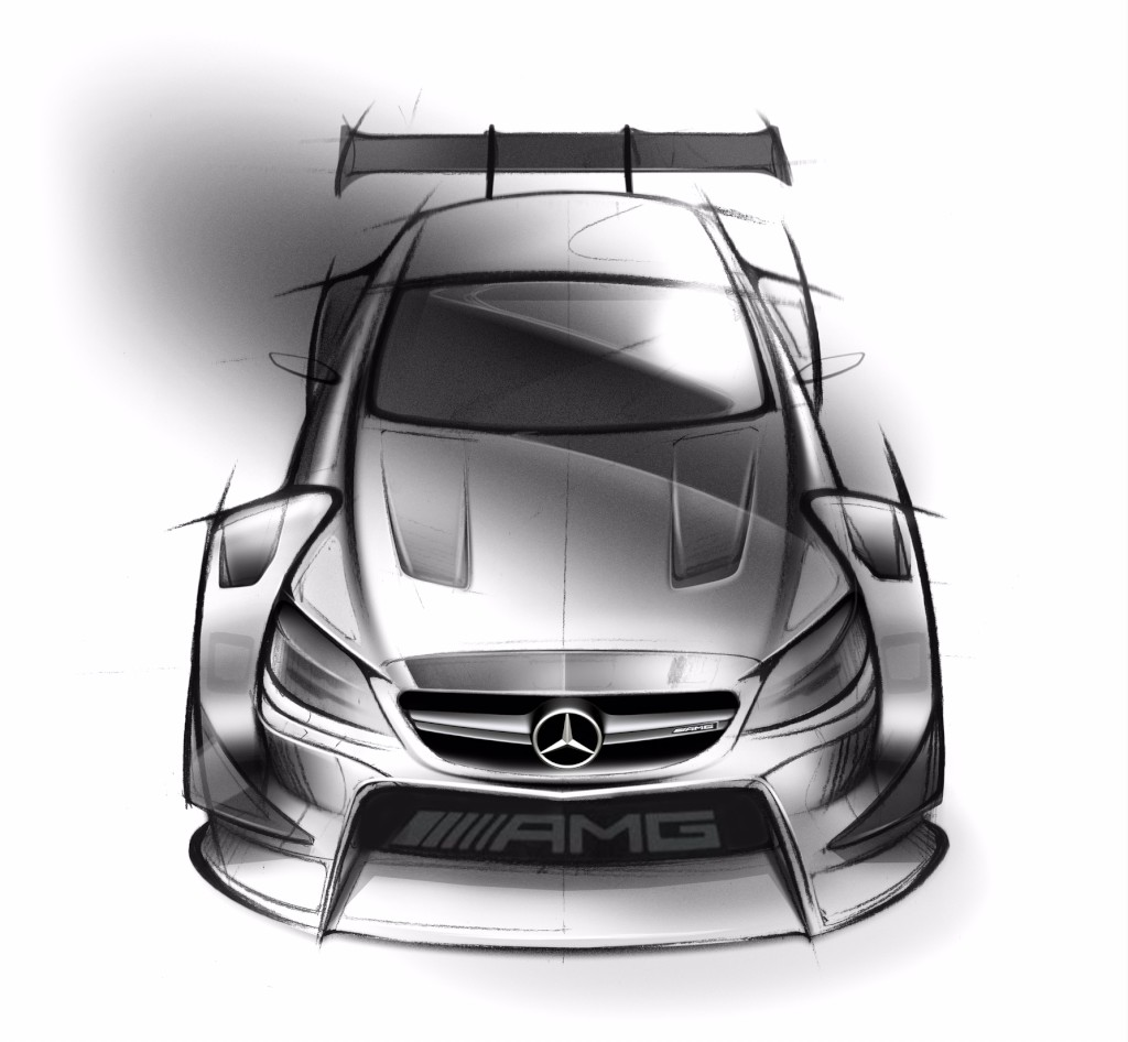 Mercedes-AMG C 63 DTM 2016 (Bild: Daimler AG)