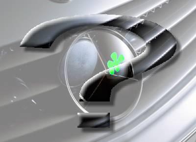 Ein Laserpointer sorgt für falsche Bilder bei den Laser Senoren und verwirrt die Technik.