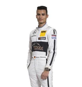 Wird Pascal Wehrlein es schaffen und DTM Champion 2015? (Bild: Daimler AG)