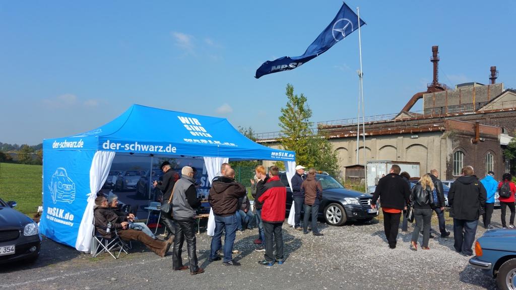MBSLK Pavillon - herzlichen Dank an SCHWARZ - Automobile Meisterleistungen (www.der-schwarz.de)