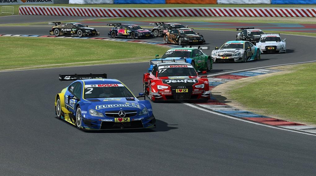DTM-Experience 2015 (Bild: www.raceroomstore.com)