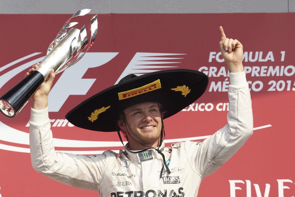 Nico Rosberg möchte seinen Triumph von Mexiko wiederholen und seinen zweiten Platz in der Fahrer-WM sichern (Bild: Daimler AG)