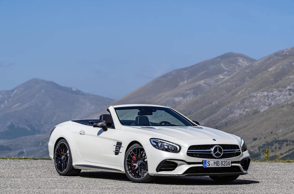 Mercedes amg sl 63 und sl 65 r231 facelift mbpkw for Mercedes benz slk 65 amg