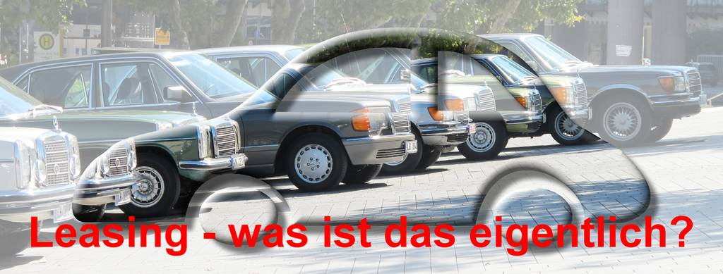 """Viele Autos werden geleast. Was ist """"Leasing"""" eigentlich? (Bild: Sven Kamm)"""