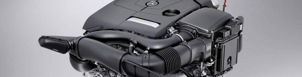 Mercedes-Benz 4-Zylinder Benzinmotor M274 (SLK 200/300) (Bild: Daimler AG)