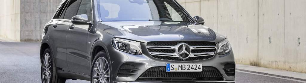 Mercedes-Benz GLC EDITION 1 (Bild: Daimler AG)