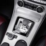 Mercedes-Benz SLC 300, Interieur, bengalrot/schwarz (Bild: Daimler AG)