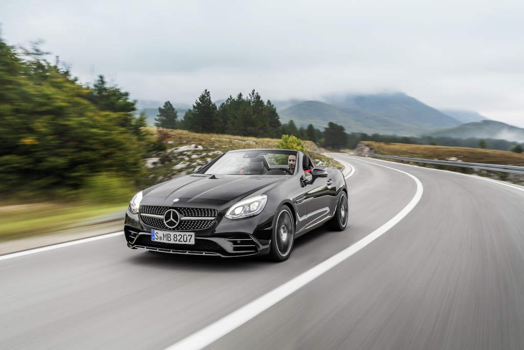 Mercedes-AMG SLC 43 (Bild: Daimler AG)
