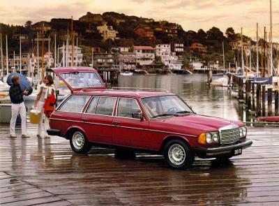 Das T-Modell wird zum Lifestyle-Fahrzeug (Bild: Daimler AG)