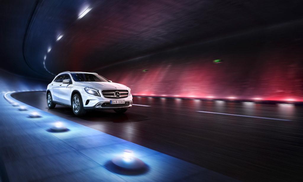 SCORE Sondermodelle von Mercedes-Benz zur Fußball-EM 2016 (Bild: Daimler AG)