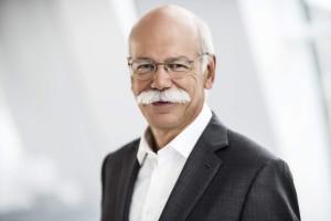 Dr. Dieter Zetsche, Vorsitzender des Vorstands der Daimler AG und Leiter Mercedes-Benz Cars (Bild: Daimler AG)