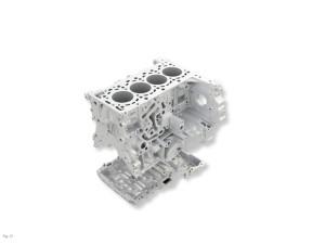 Mercedes-Benz Vierzylinder-Diesel, OM 654 (Bild: Daimler AG)