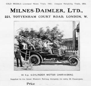 """Daimler verkauft seit über 100 Jahren nach Großbritannien. Ein """"Brexit"""" wäre schlecht für die deutsche Autowirtschaft (Bild: Daimler AG)"""