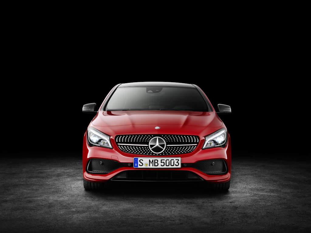 Mercedes Benz Cla Und Cla Shooting Brake Updates Mbpkw