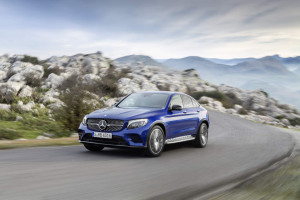 Mercedes-Benz GLC Coupé: Made in Bremen (Bild:Daimler AG)