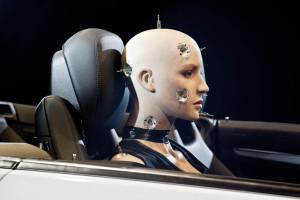 Messpuppe Tanja -  Testfahrerin jedes Mercedes-Cabriolets (Bild: Daimler AG)