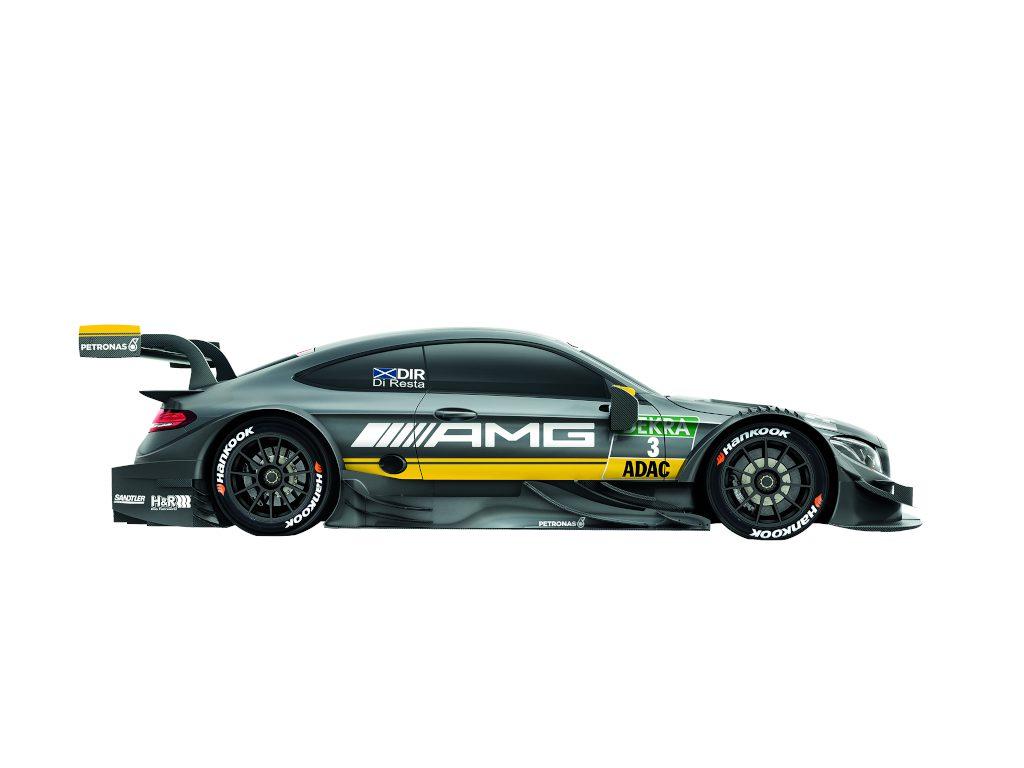 Mercedes-AMG DTM Team HWA, Paul Di Resta (Bild: Daimler AG)